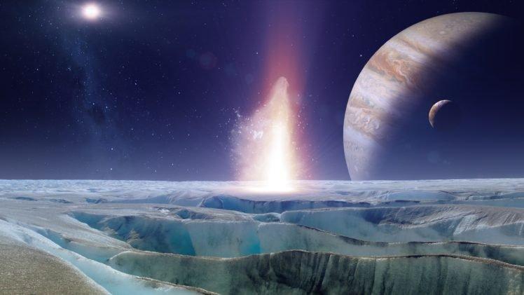 space, Planet, Galaxy HD Wallpaper Desktop Background