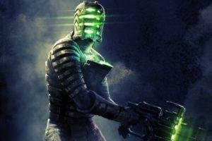 gamers, Dead Space, Isaac Clarke
