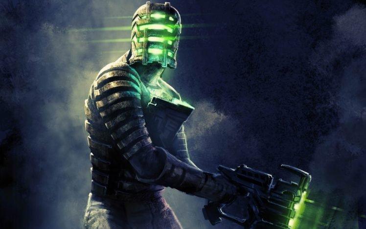 gamers, Dead Space, Isaac Clarke HD Wallpaper Desktop Background