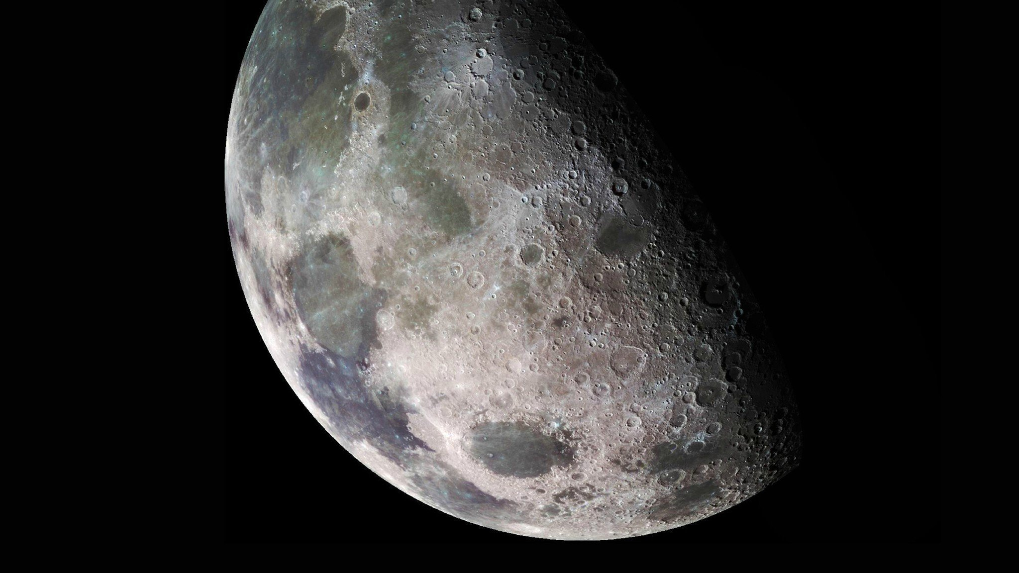 Closeup moon moonlight texture hd wallpapers desktop - Moon close up ...