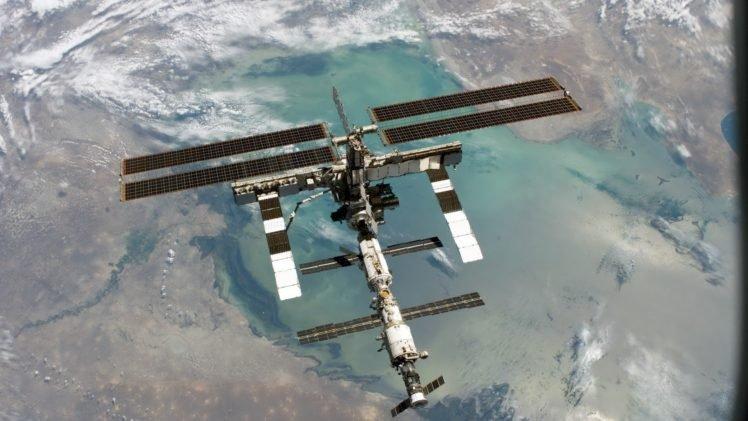 International Space Station, ISS HD Wallpaper Desktop Background