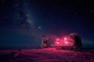 Milky Way, Space