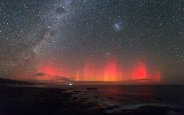 Milky Way, Space HD Wallpaper Desktop Background
