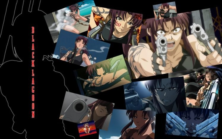 Black Lagoon Revy Hd Wallpapers Desktop And Mobile Images
