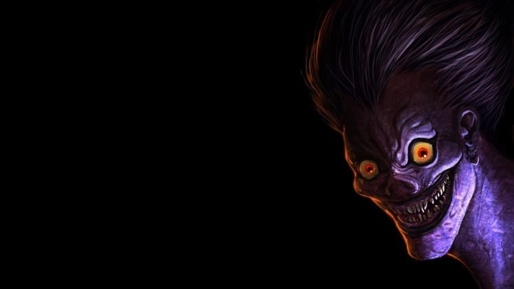 Death Note Ryuk HD Wallpaper Desktop Background