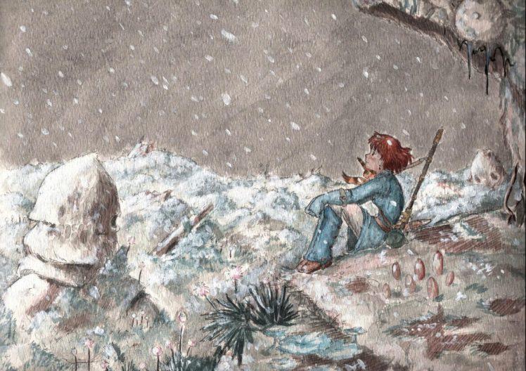 Nausicaa, Nausicaa of the Valley of the Wind, Anime, Anime girls HD Wallpaper Desktop Background