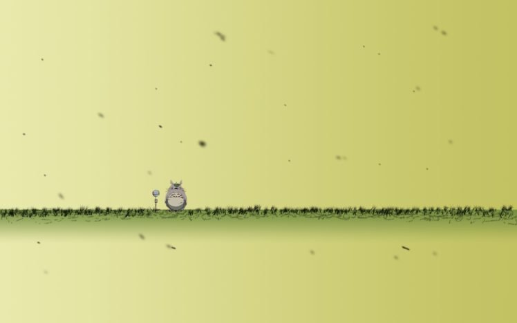 Totoro My Neighbor Totoro Anime Hd Wallpapers Desktop