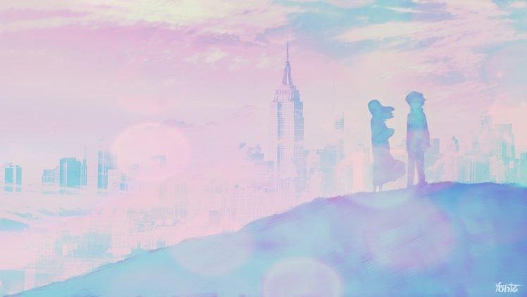 artwork, 5 Centimeters Per Second, Fonta HD Wallpaper Desktop Background