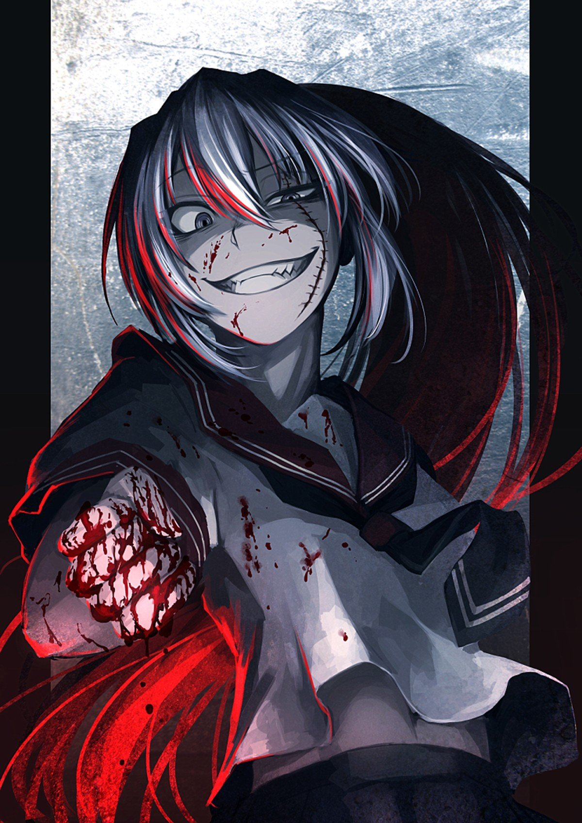 Akuma no riddle hetza hd wallpapers desktop and mobile - Gore anime wallpaper ...
