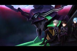 Neon Genesis Evangelion, Ayanami Rei, Ikari Shinji, Kaworu Nagisa, EVA Unit 01