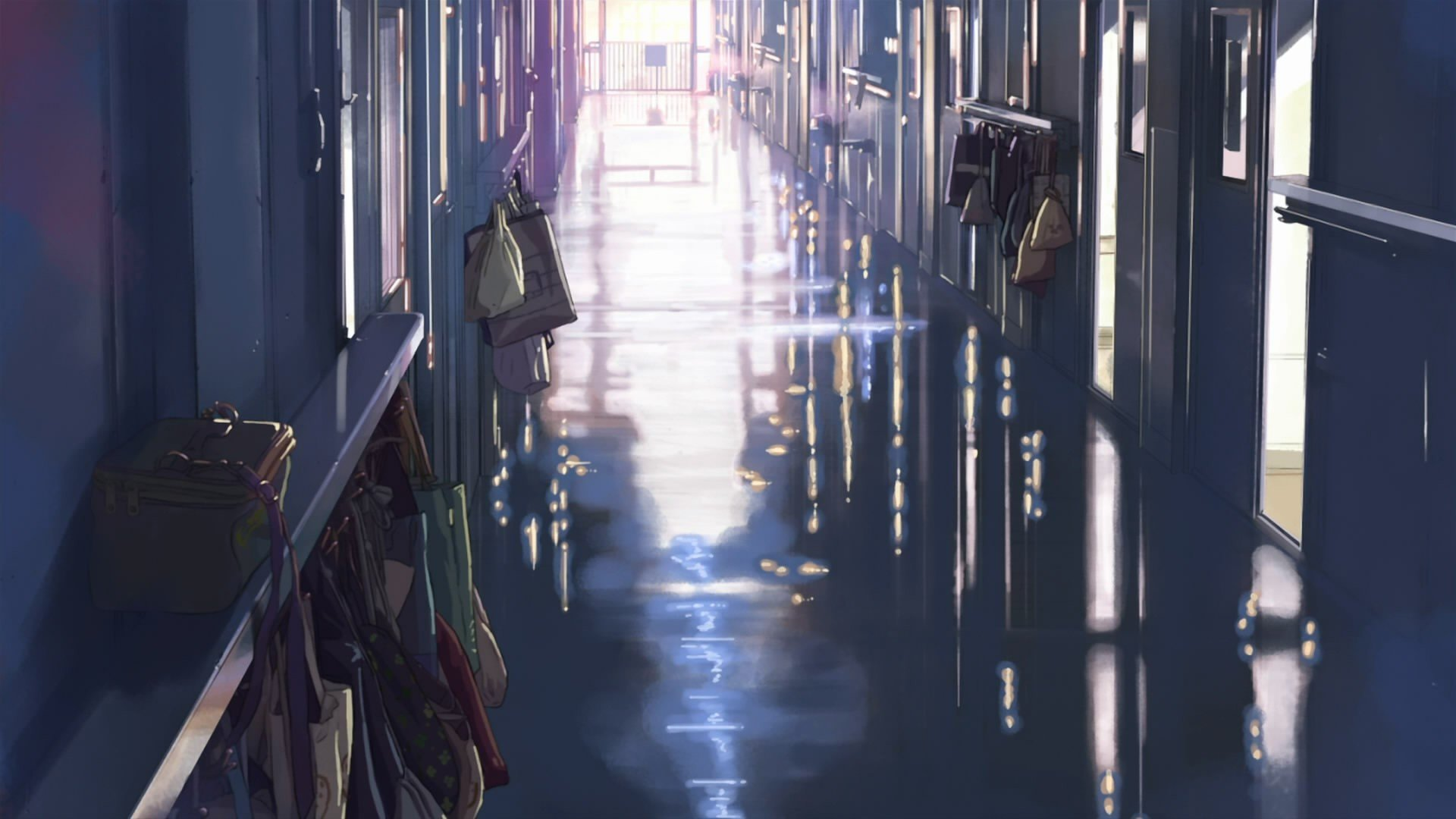 5 Centimeters Per Second Hd Wallpapers Desktop And Mobile Images