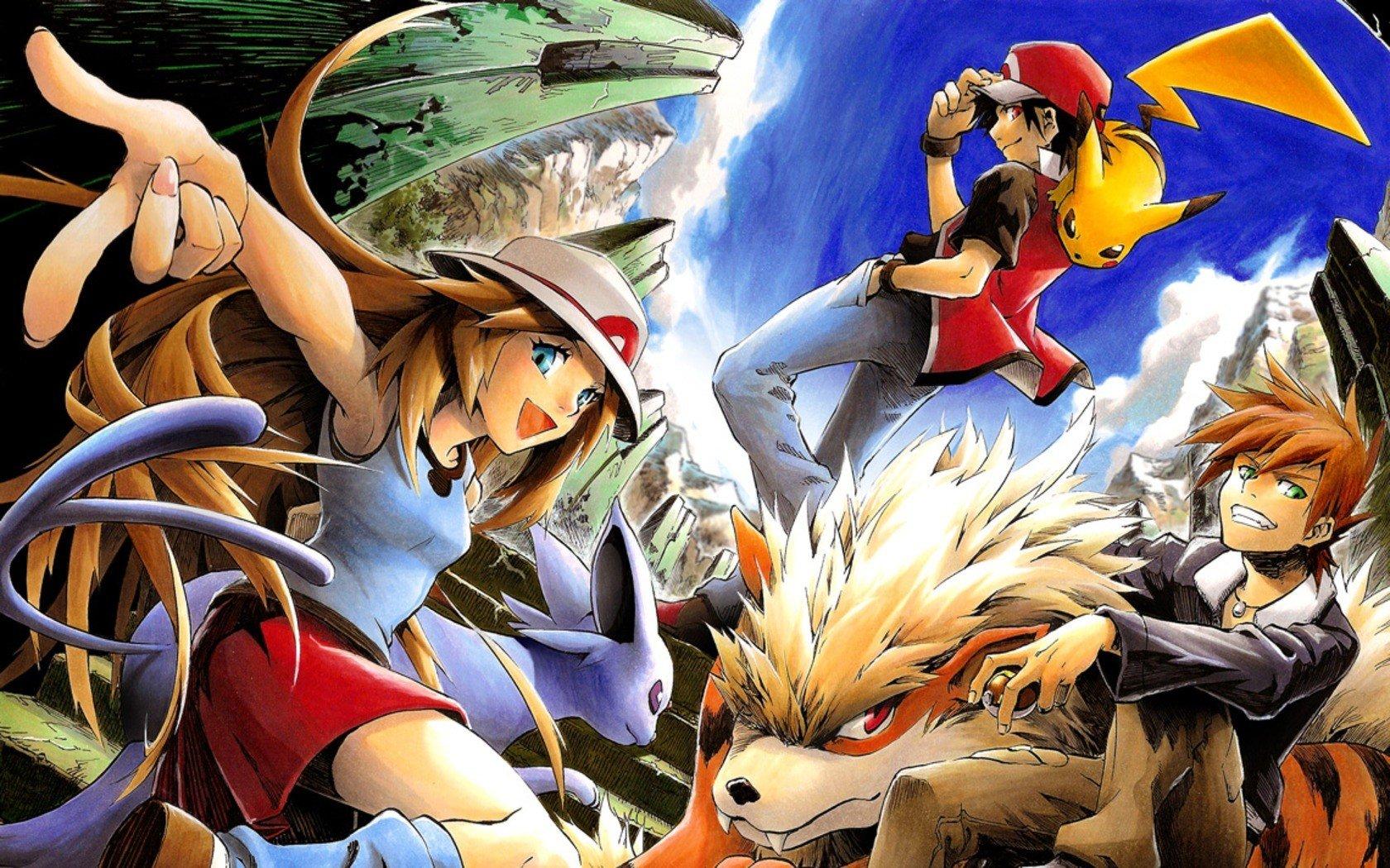 Pokemon, Pokémon trainers, Pikachu HD