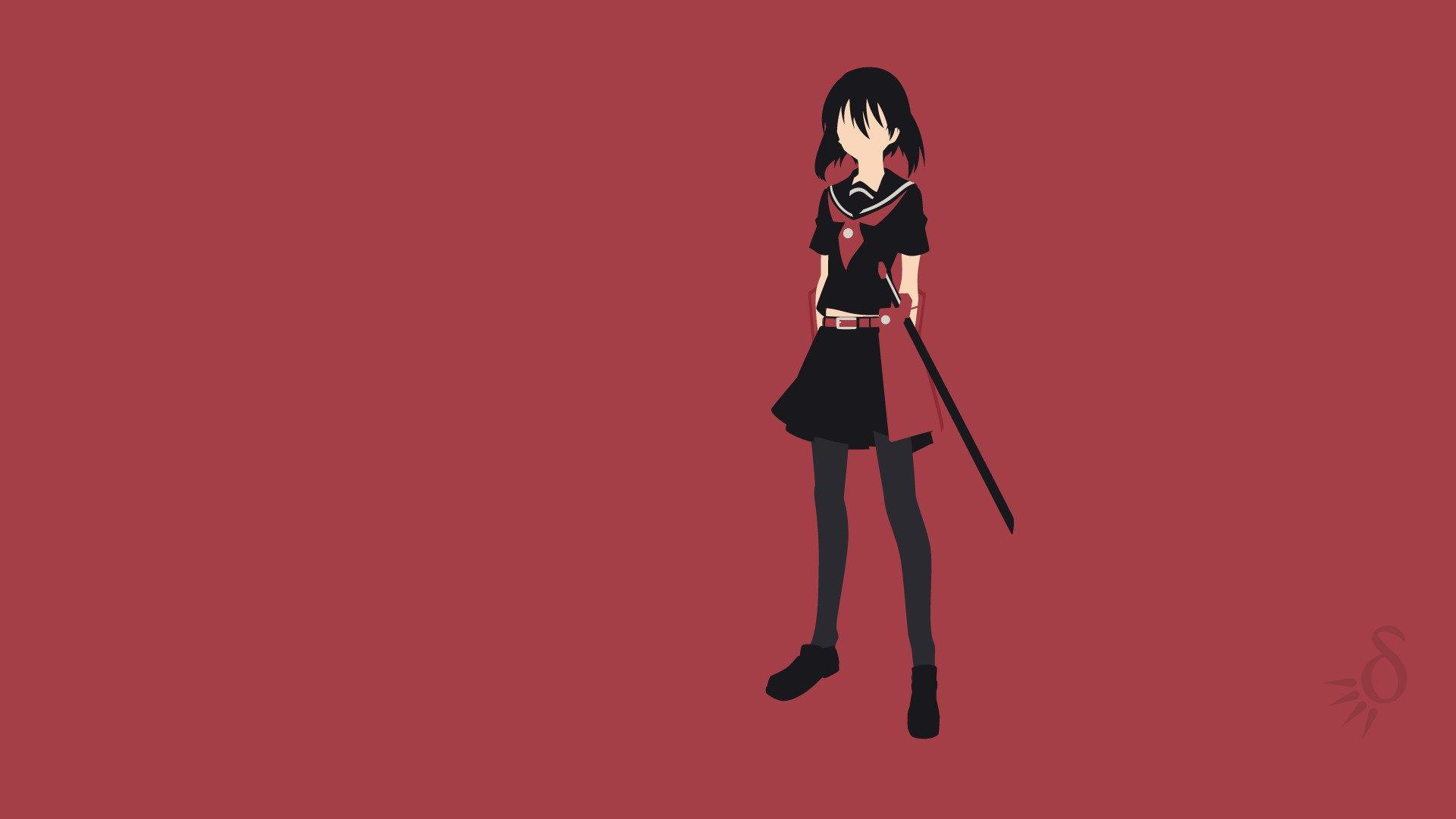Akame ga Kill!, Kurome HD Wallpapers / Desktop and Mobile ...