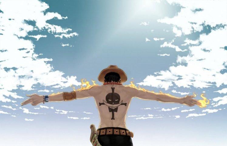Portgas D. Ace, One Piece HD Wallpaper Desktop Background