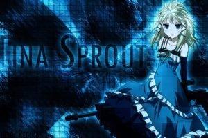 Black Bullet, Tina Sprout