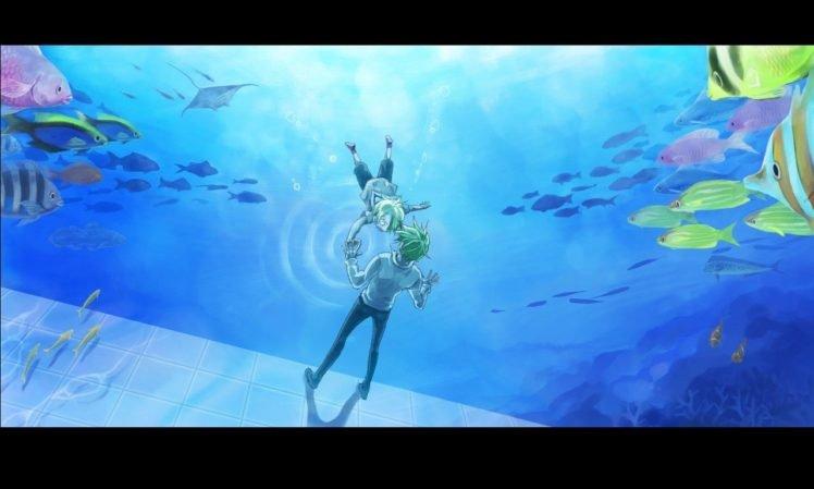 One Piece, Fish HD Wallpaper Desktop Background