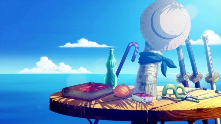 One Piece, Strawhat pirates HD Wallpaper Desktop Background