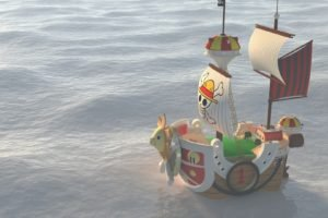 One Piece, Thousand Sunny