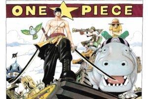 One Piece, Roronoa Zoro, Usopp, Monkey D. Luffy