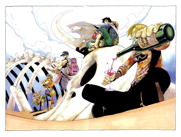 One Piece Sanji Monkey D Luffy Roronoa Zoro Usopp Tony Tony Chopper Hd Wallpapers Desktop And Mobile Images Photos