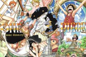 One Piece, Nami, Sanji, Roronoa Zoro, Franky, Brook, Usopp, Nico Robin, Monkey D. Luffy