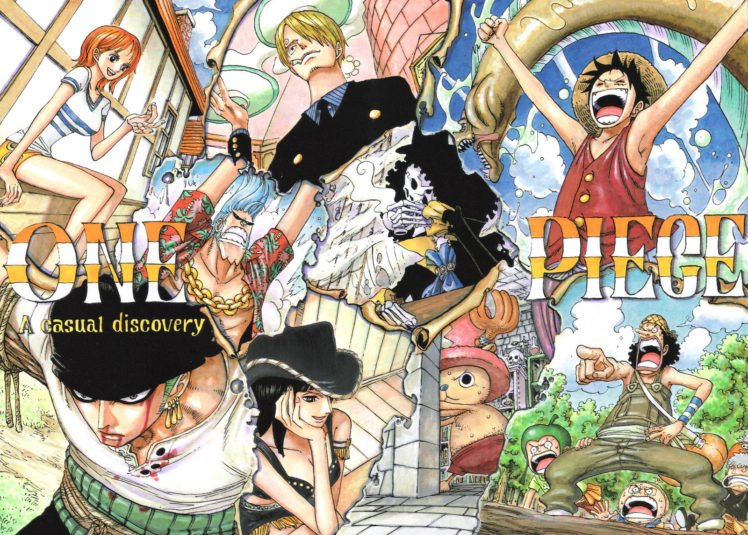 One Piece, Nami, Sanji, Roronoa Zoro, Franky, Brook, Usopp, Nico Robin, Monkey D. Luffy HD Wallpaper Desktop Background