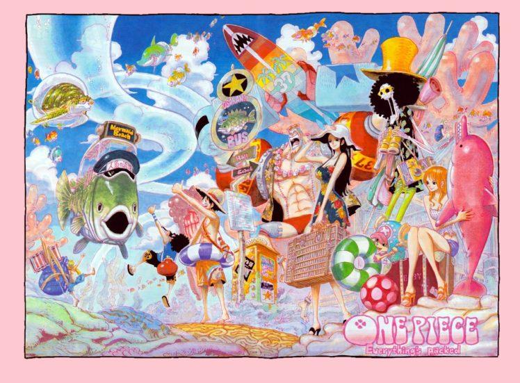 One Piece HD Wallpaper Desktop Background