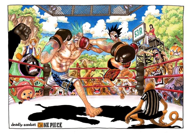 One Piece HD Wallpaper Desktop Background