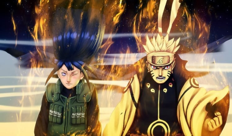 104457 Uzumaki Naruto Hyuuga Hinata Naruto Shippuuden