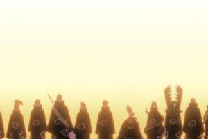 Akatsuki, Silhouette, Zetsu, Sunlight, Deidara, Sasori, Hoshigaki Kisame, Hidan, Kakuzu, Konan, Pein, Uchiha Itachi, Tobi, Orochimaru