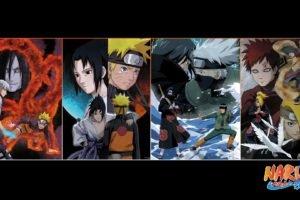 Yakushi Kabuto, Orochimaru, Kyuubi, Uzumaki Naruto, Naruto Shippuuden, Uchiha Sasuke, Uchiha Itachi, Hatake Kakashi, Hoshigaki Kisame, Gaara, Deidara, Akatsuki, Maito Gai
