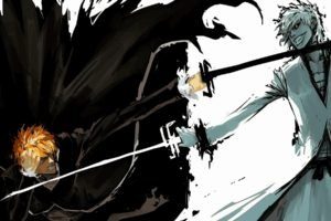 Bleach, Kurosaki Ichigo, Hollow