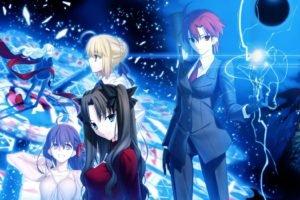 Fate Series, Saber, Fate Hollow Ataraxia, Bazett Fraga McRemitz, Karen Ortensia, Tohsaka Rin, Matou Sakura