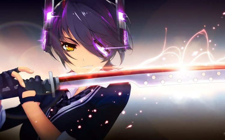 Kantai Collection, Tenryuu (KanColle), Anime, Anime girls HD Wallpaper Desktop Background