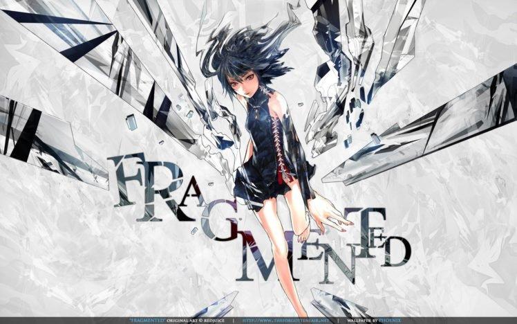 artwork, Fantasy art, Anime girls, Redjuice HD Wallpaper Desktop Background