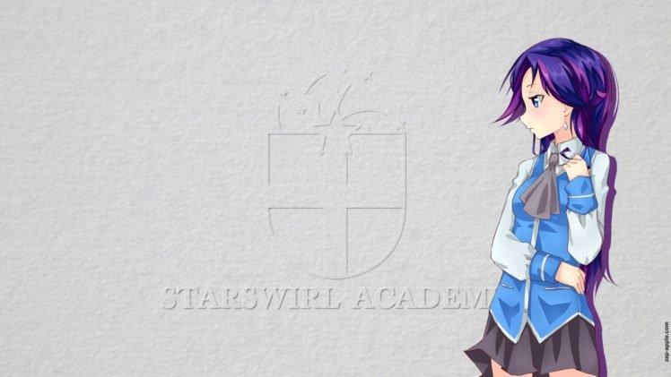 anime, Anime girls, Visual novel HD Wallpaper Desktop Background
