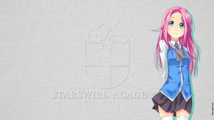anime, Anime girls, Visual novel, Fluttershy HD Wallpaper Desktop Background