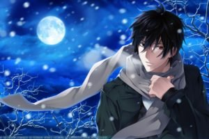 anime, Anime boys, Shinrei Tantei Yakumo, Saitou Yakumo