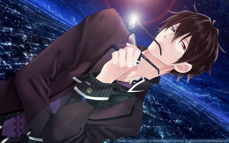 anime, Anime boys, Shinrei Tantei Yakumo, Saitou Yakumo HD Wallpaper Desktop Background