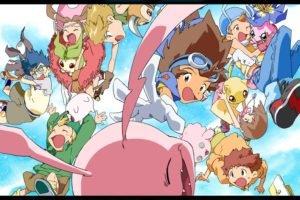 Digimon Adventure, Digimon
