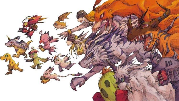 Digimon HD Wallpapers / Desktop