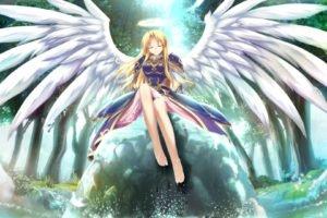Melodiana, Angel, Wings, Kamidori Alchemy Meister