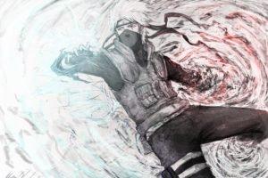 Hatake Kakashi, Naruto Shippuuden, R1