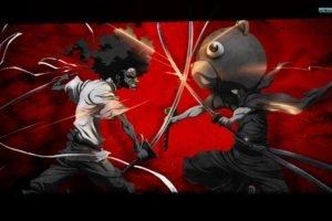 Afro Samurai, Anime