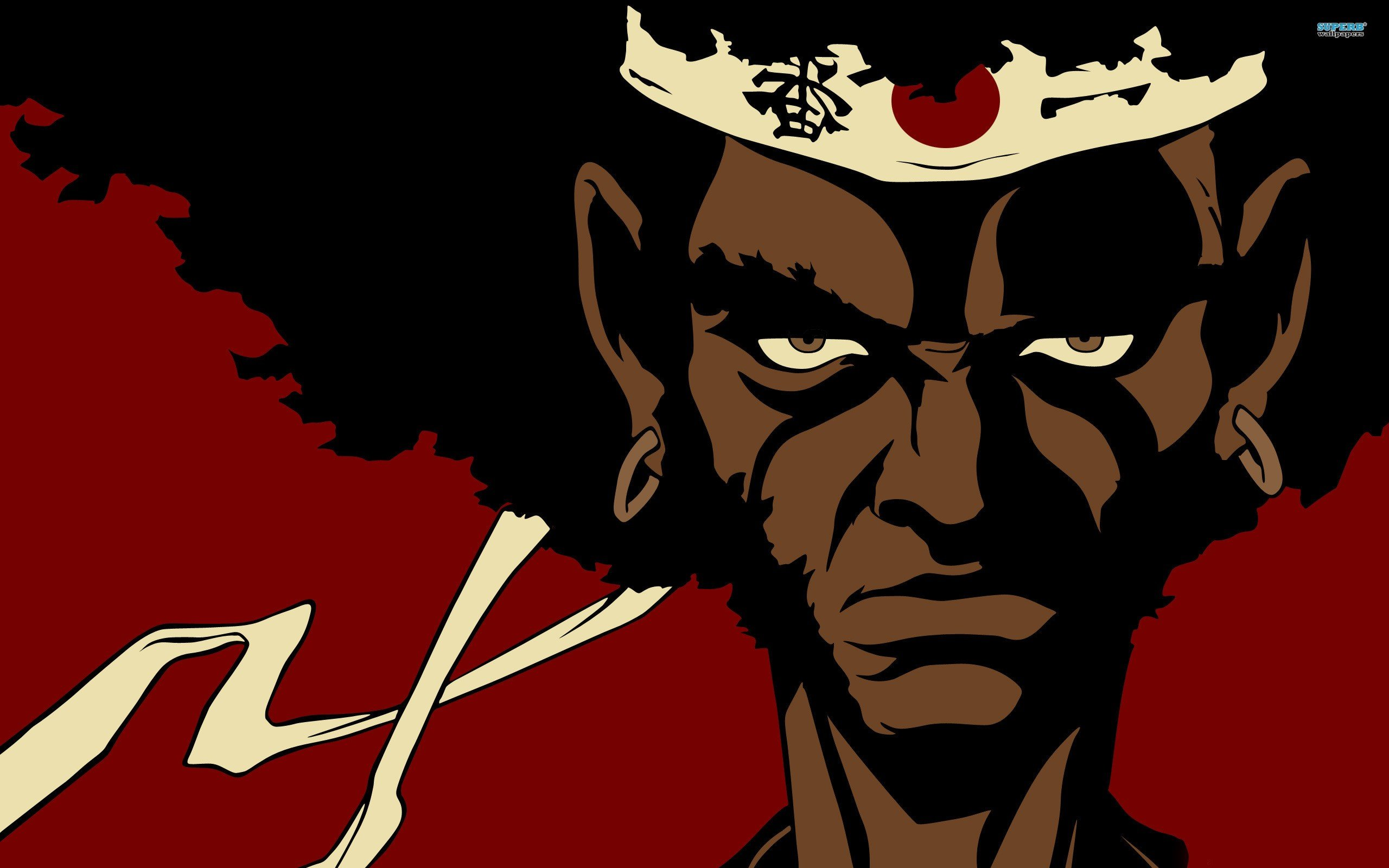 Afro Samurai, Anime HD Wallpapers / Desktop and Mobile ...