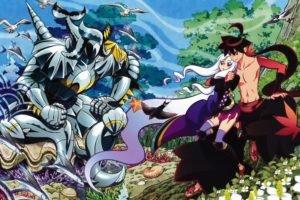 anime, Katanagatari, Togame