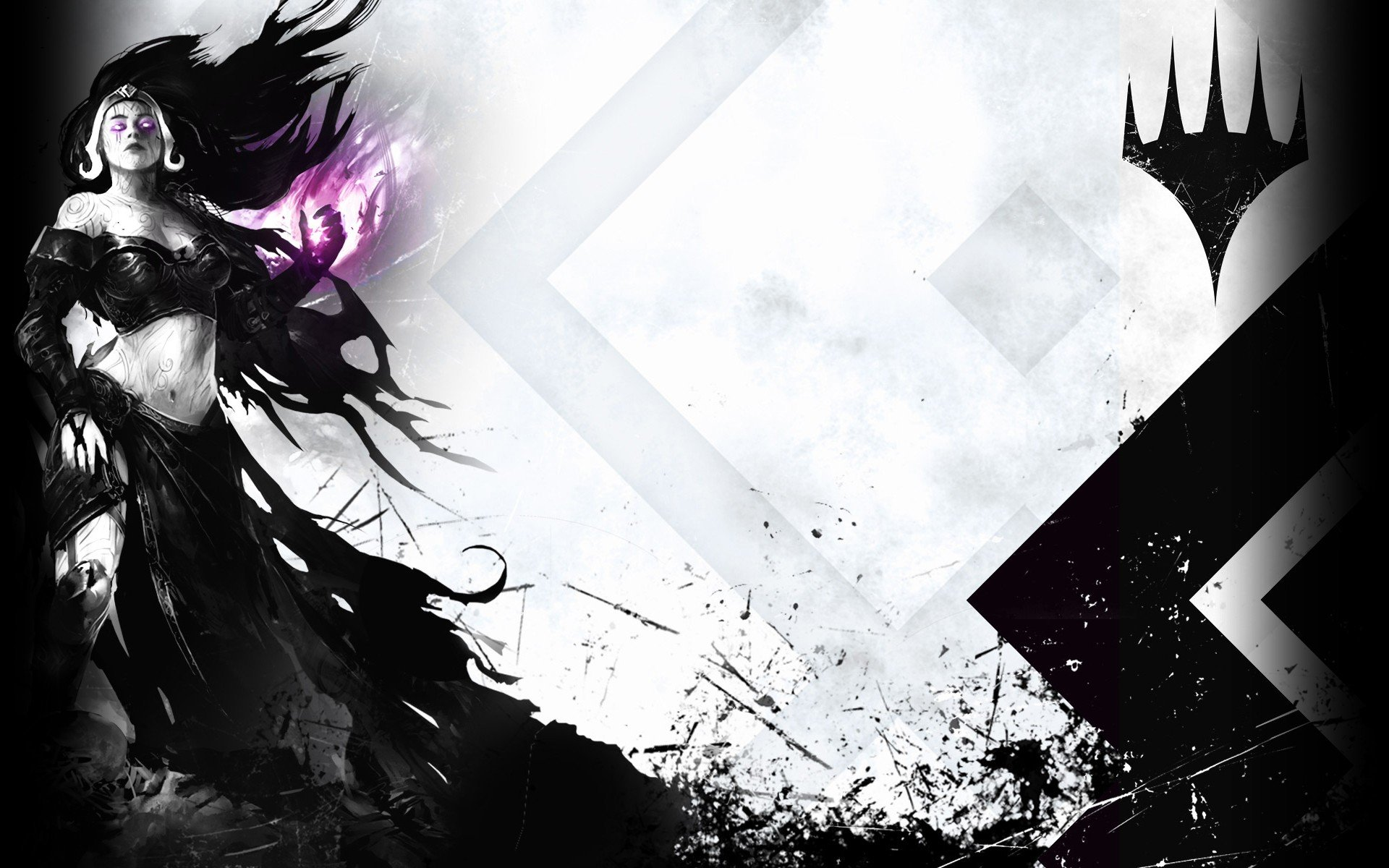 Magic The Gathering Liliana Vess Planeswalkers Hd Wallpapers