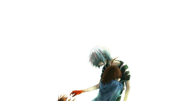 To Aru Kagaku no Railgun, To aru Majutsu no Index, Accelerator, Anime, Last Order HD Wallpaper Desktop Background