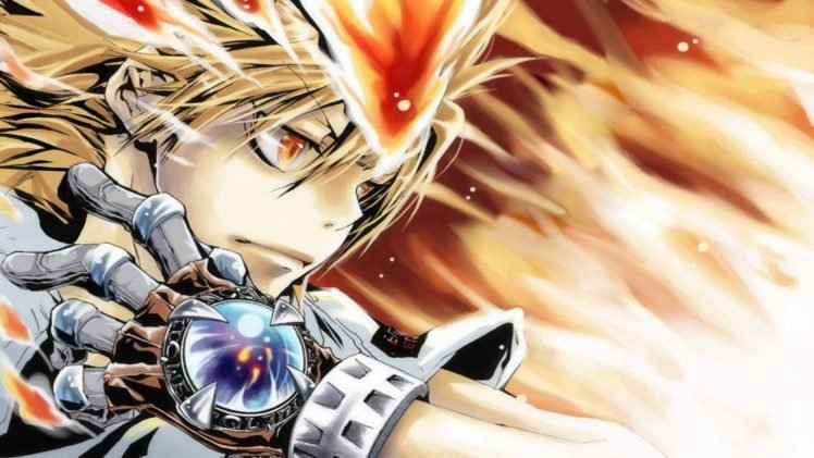 Anime Katekyo Hitman Reborn Sawada Tsunayoshi Hd