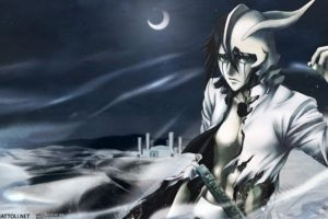 anime, Bleach, Ulquiorra Cifer, Espada